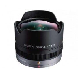 FishEye 8 mm F/3.5