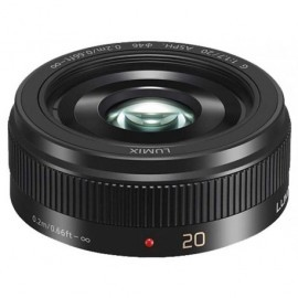 20mm F1.7 II Black