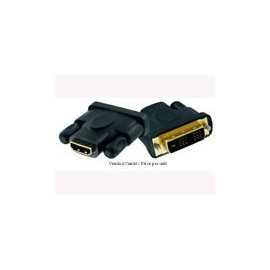 Adaptateur HDMI/DVI F/M