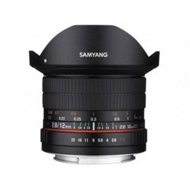 12mm F2.8 ED AS NCS Fisheye (Canon)