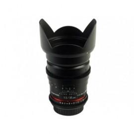 35mm T1.5 VDSLR II Canon