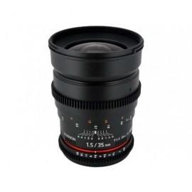 35mm T1.5 VDSLR II Micro 4/3