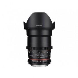 35mm T1.5 VDSLR II (Nikon)