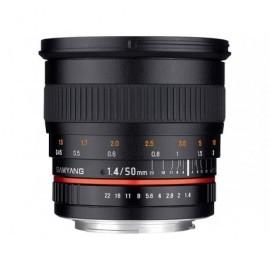 50mm F1.4 (Sony E)