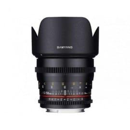 50mm T1.5 VDSLR Canon