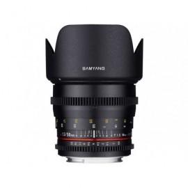 50mm T1.5 VDSLR Sony E