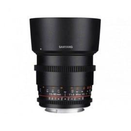 85mm T1.5 VDSLR II (Canon)