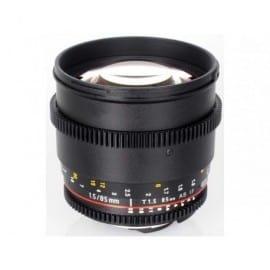 85mm T1.5 VDSLR II Nikon
