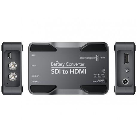 Battery Converter SDI/HDMI