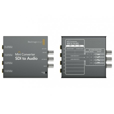 Mini convertisseur sdi to audio