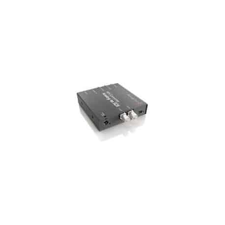 Mini Converter Optical Fiber 4K
