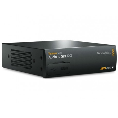 Teranex Mini - Audio vers SDI