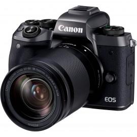 EOS M5 + 18-150 + Bague d'adptation