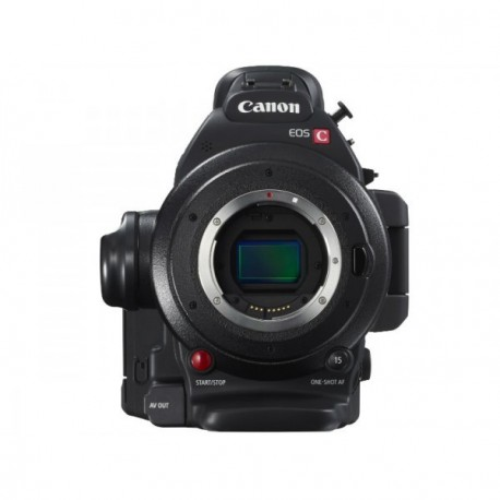 EOS C100 Mark II + 18-135mm IS STM