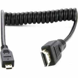 AtomFLEX HDMI Male à Micro-HDMI (30 à 60cm)