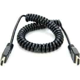AtomFLEX HDMI Male à HDMI (40 à 80cm)