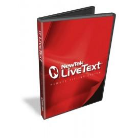 Mise a jour live text 3