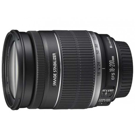 EF S 18 200mm f.3,5 5,6 IS