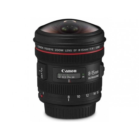 EF 8-15mm f/4L Fisheye USM