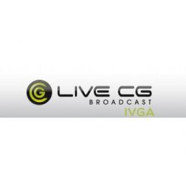 LiveCG Broadcast maj logicielle