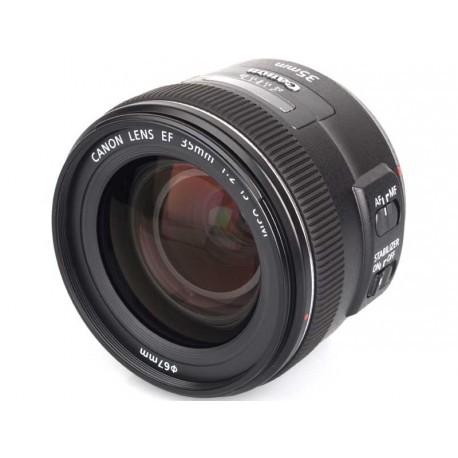 EF 35mm f.2 IS USM