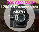EOS-C300MKII free accessories