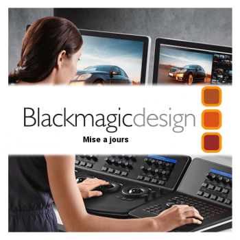 Mise à jour Blackmagic MultiView 2.1