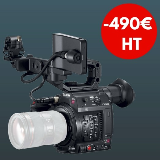 Special Offer Canon EOS-C200