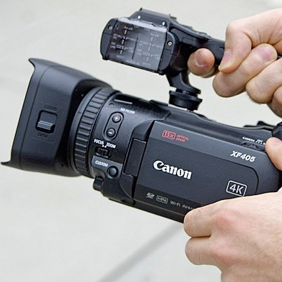 Promotion: Canon XF400/405 300€ Discount !