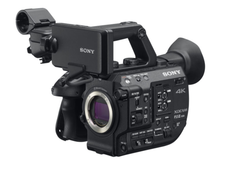 Annonce Sony PXW-FS5M2