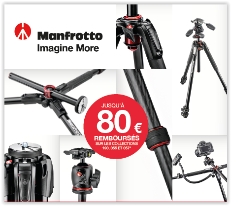 cashback manfrotto