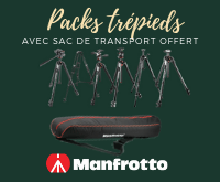 1x Free Manfrotto carrying bag
