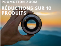 10 ZOOM products on promotion at PBS !