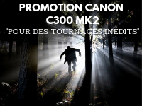 Special Offer Canon EOS-C300MKII