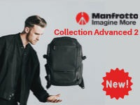 Manfrotto Advanced 2 nouvelle collection