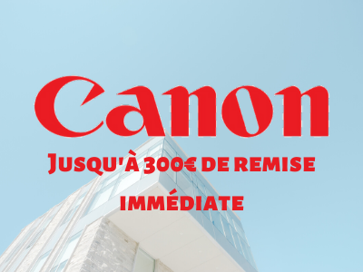 Canon XF400 XF405 Offer
