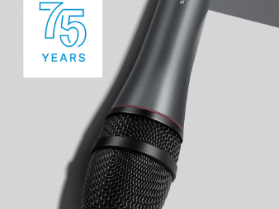Promotion Microphone E-865 !