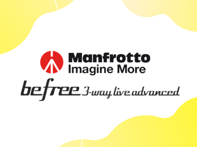 Manfrotto nouveau modèle Befree 3-Way Live Advanced